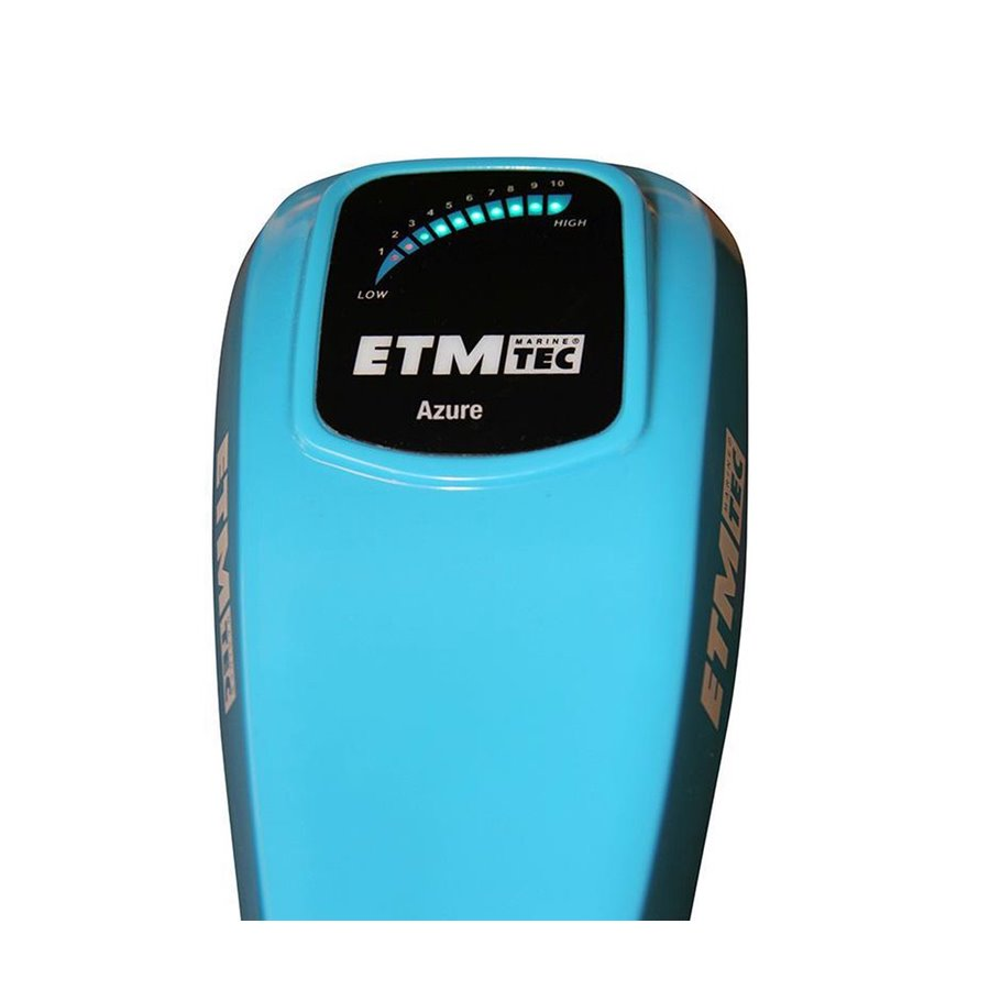 ETM-TEC Azure 86 Elektromotor compleet met twee 12V Accu's en Acculader