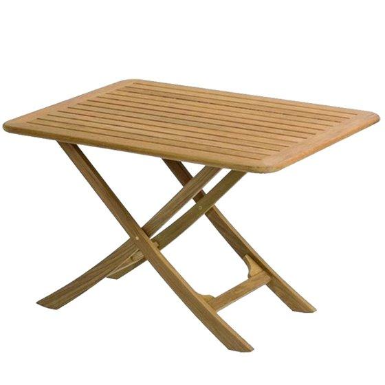 Inklapbare tafel Provence 90 x 70 cm