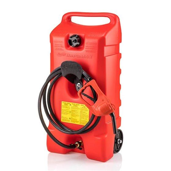 Duramax 53 Liter Flo-N-Go op wielen